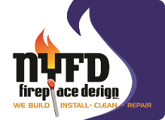 NY Fireplace Designs, Logo